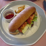 アンビルハウス - サンドイッチ