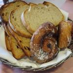 アンビルハウス - パンのサービス