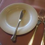 アンビルハウス - パン皿