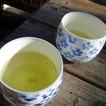 toto - お茶のサービス