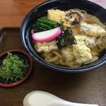 34285060 - 山菜うどん¥750