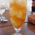 ビストロ 安藤 - ウーロン茶