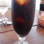 ビストロ 安藤 - アイスコーヒー