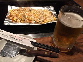 オモニ グランフロント大阪店 - とん平焼き