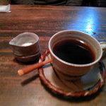 お茶ぐら ゆいまある - ドリンク写真:ゆいブレンドコーヒー