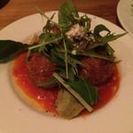チーズ&フルーツバル GROW - ライスコロッケ