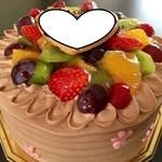 34294756 - 生チョコクリームデコ