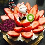 34295321 - クリスマスケーキだよ