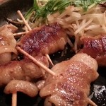 かぼろ屋 -広島風お好み焼き- - 豚のしそ巻き 2015.1