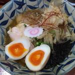 麺こい・わ - 限定メニュー 鮪中華そば 990円 2015.1