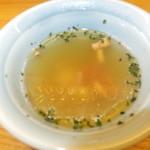 34296748 - ランチパスタセット 980円 スープ 【 2015年1月 】