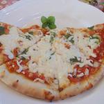 グッドウッドカフェ - マルガリータピザ
