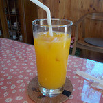 グッドウッドカフェ - マンゴージュース