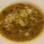 34297090 - 10種類の野菜が入ったスープ