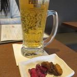 udondyayatsudura - 生ビールはプレモル