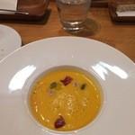 34297692 - ランチコース・スープ