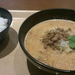 34298266 - ランチ(担々麺セット)