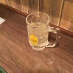 湘南酒場 - ハイボール。ちょっと飲んじゃいましたw