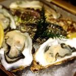 小田原バル - 牡蠣