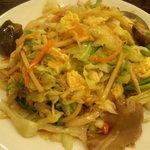 杏花楼(キョウカロウ) - 五目野菜の細切り炒め