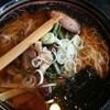 手延ラーメン寿司 大金 - 料理写真:山菜ラーメン(大盛)
