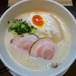 ラーメン家 みつ葉 - 豚 CHIKI しお(H27.1.16)