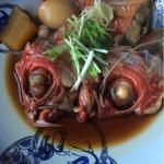 34301561 - 地金目鯛の漁師煮膳