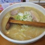 34302926 - パイタンスープ(ふしみオリジナル) 合わせ味噌 760円 【 2015年1月 】