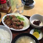 三平食堂 - もち豚でしょう、美味いデス!