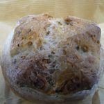 Nao - 料理写真:くるみパン(¥230)