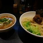 麺屋 とがし - とがしの海老つけ麺・中盛【1,000円】(2015/1/17)