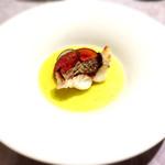 34308603 - 本日の鮮魚料理(メイン)