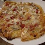 レンゴク - クワトロフロマージュピザ