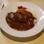 光陽軒 - 料理写真:カツライス 650円