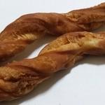 石賀ベーカリー - 料理写真:スティックドーナツ(プレーン)