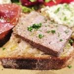 ライフサン - お肉のパテ