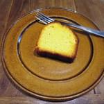 ライフサン - レモンケーキ
