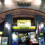 ビヤホールライオン 銀座七丁目店 -