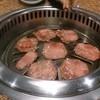 焼肉もうもう亭 - 料理写真:上牛タン