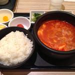 東京純豆腐 - 辛いスンドゥブ!