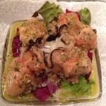ラ・マレ - 牡蠣のサラダ