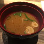 34315301 - お味噌汁