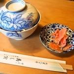 寿し寅 - 蒸し寿司
