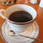 cafe 茶豆 - コーヒーは普通かな