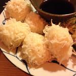 九州州屋 - イカしゅうまい、これまた美味し‼︎