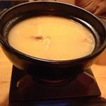 九州州屋 - 水炊きの白湯スープ、かしわも美味し‼︎
