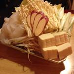 九州州屋 - 水炊きの具、これで2人前