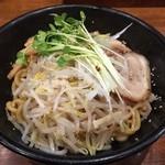 麺屋 天王 - みそ油そば(750円)