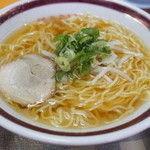 蓬莱 - 料理写真:ラーメン