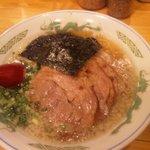 にんにくや - 2010/03 醤油チャーシューラーメン 1,100円